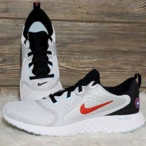 New Nike Legend React SD Gray Running Sneakers